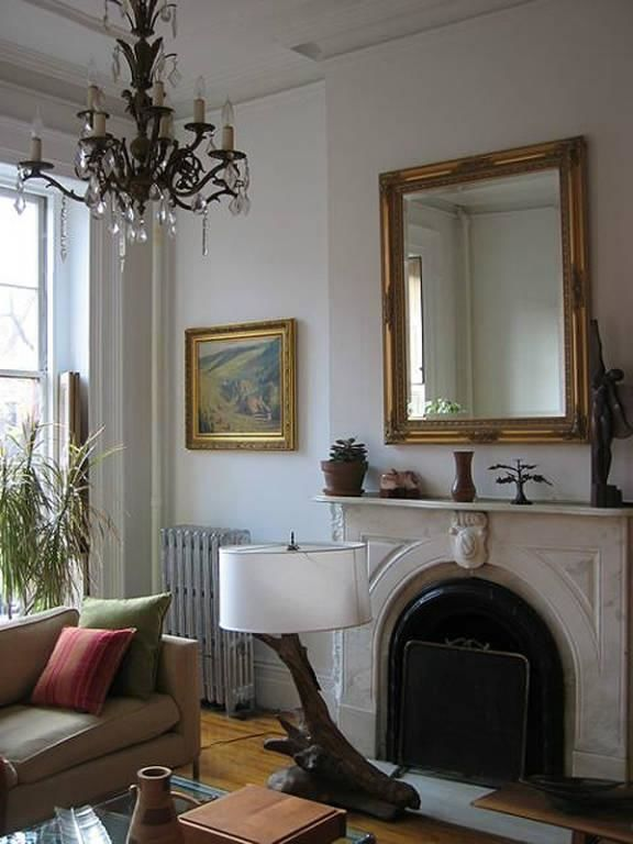 Grand Garden/Parlor Duplex Loaded With Ornate Detail ! Photo 4 - BBR-1584