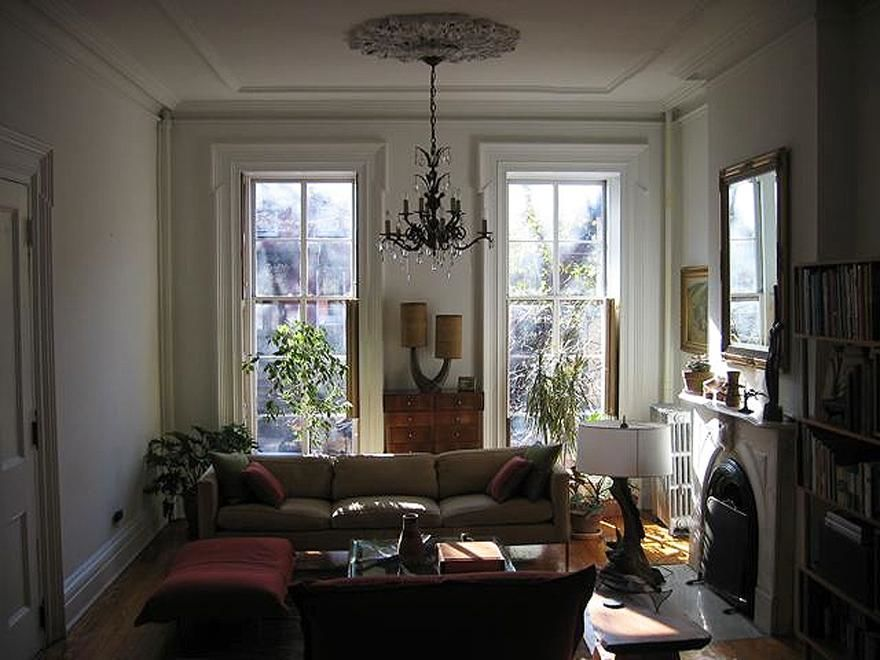 Grand Garden/Parlor Duplex Loaded With Ornate Detail ! Photo 7 - BBR-1584