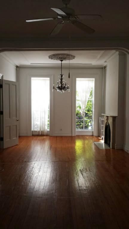 Grand Garden/Parlor Duplex Loaded With Ornate Detail ! Photo 10 - BBR-1584