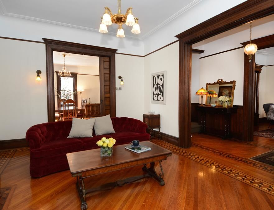 Beautiful Victorian Home...Plus A Huge Garden (single Family 5000 Sq.ft. Lot) Photo 3 - BBR-1586