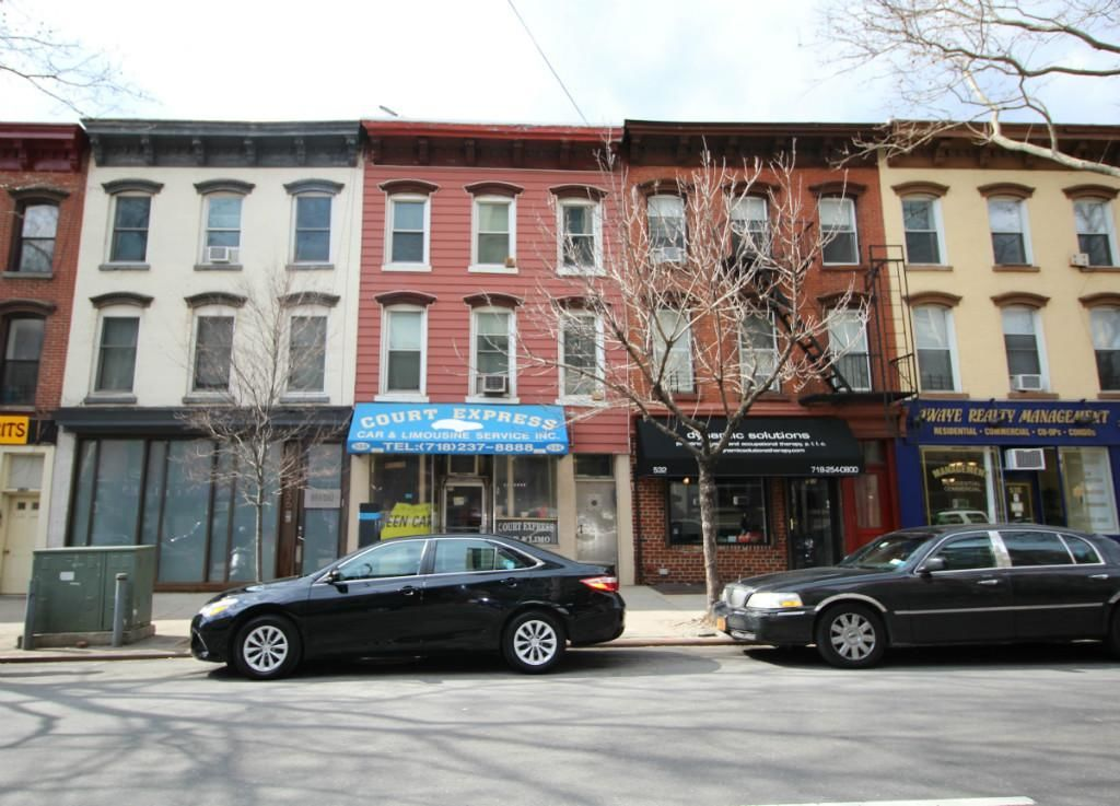 Carroll Gardens - Court Street 3 Unit Mixed Use Building Photo 1 - BBR-1973