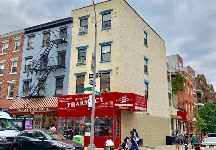 $300K Price Drop! Work, Live And Play... Extra Large Cobble Hill, Corner, Mixed Use Building Photo 0 - BBR-2652