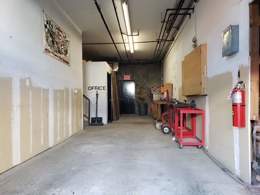 Warehouse Space With Loading Dock & Inside Parking! Photo 0 - BBR-2705