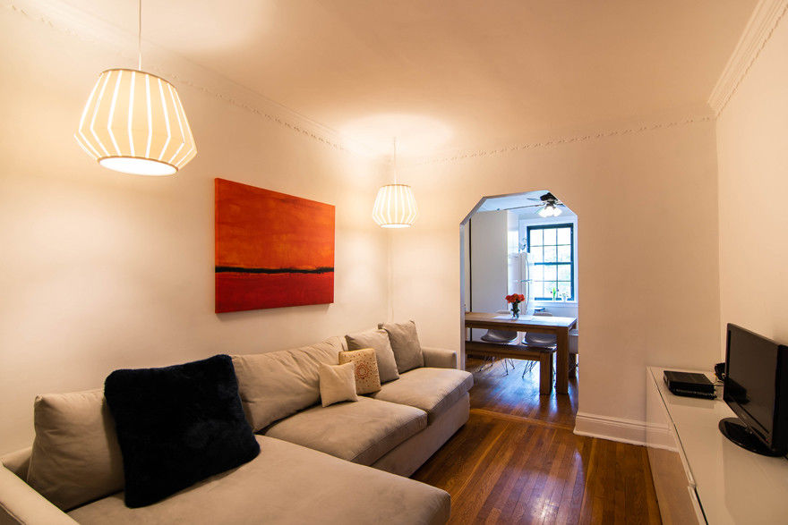Enchanting Carroll Gardens Townhome Photo 4 - BBR-2745