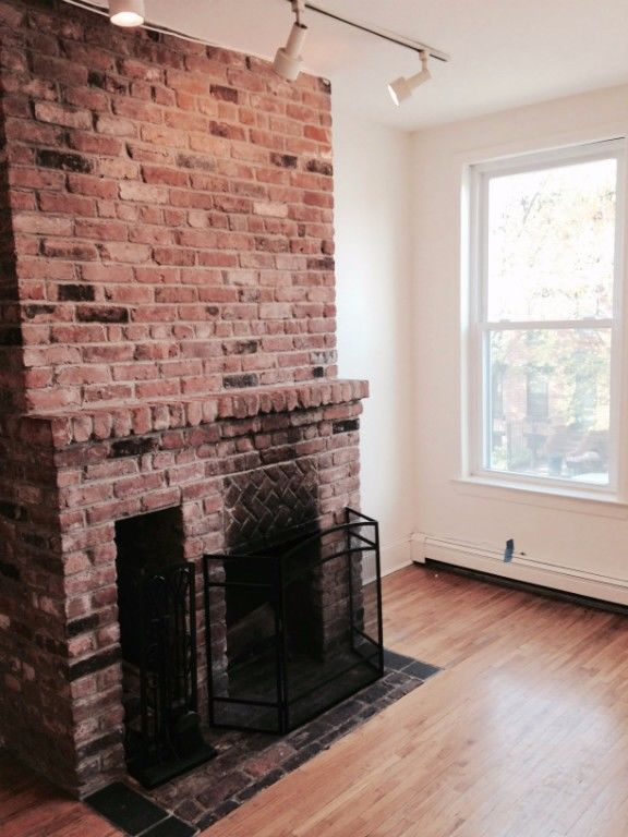 NO FEE!!!Boerum Hill Floor Through With Terrace, Laundry, Fireplace, And Dishwasher NO FEE!!! Photo 1 - BBR-2758