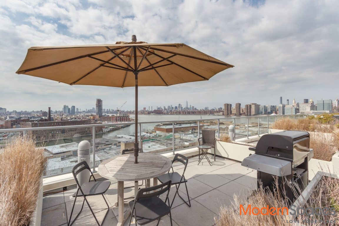 New To Market!  2 Bedroom 2 Baths With XL Backyard And Rooftop Cabana Photo 8 - MODERNSPACESNYC-111342