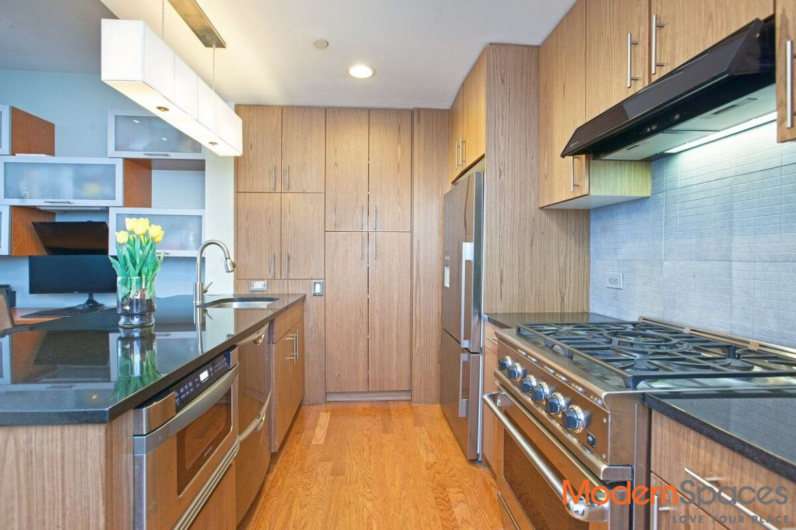 New To Market!  2 Bedroom 2 Baths With XL Backyard And Rooftop Cabana Photo 2 - MODERNSPACESNYC-111342