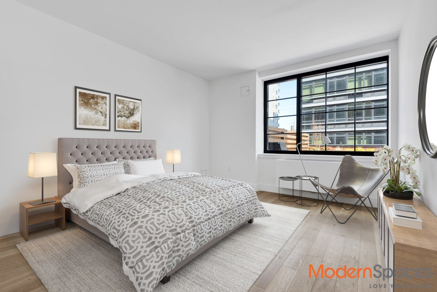 The Harrison, New To Market, 2 Bedrooms And 2 Baths Photo 4 - MODERNSPACESNYC-139631