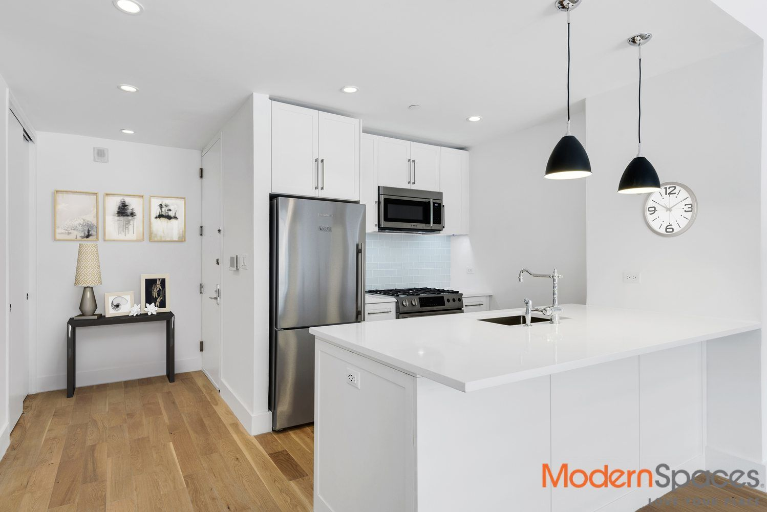 The Harrison, New To Market, 2 Bedrooms And 2 Baths Photo 6 - MODERNSPACESNYC-139631