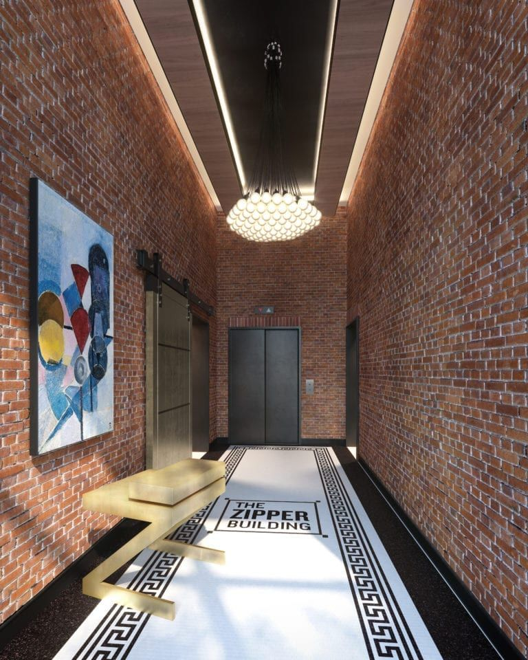 The Zipper Building, New To Market, 2 Bedrooms And Home Office And 2 Baths Photo 3 - MODERNSPACESNYC-216511