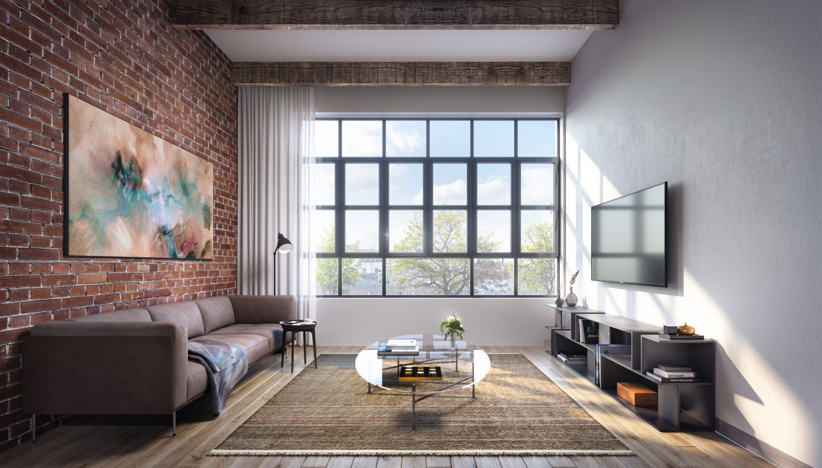 The Zipper Building, New To Market, 2 Bedrooms And Home Office And 2 Baths Photo 1 - MODERNSPACESNYC-216511